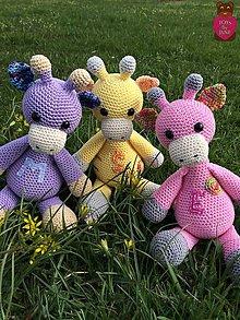 Hračky - Žirafky na želanie - 6610059_