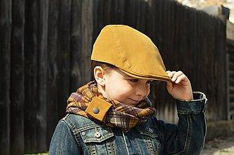 Detské čiapky - Bekovka - 6609155_