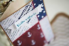 Papiernictvo - Pohľadnica Všetko najlepšie! - 6609635_