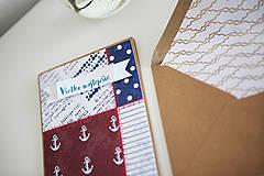 Papiernictvo - Pohľadnica Všetko najlepšie! - 6609637_
