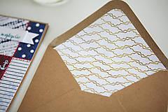 Papiernictvo - Pohľadnica Všetko najlepšie! - 6609639_
