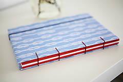 Papiernictvo - Cestovateľský denník A5 - 6609684_