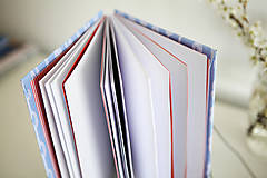 Papiernictvo - Cestovateľský denník A5 - 6609688_