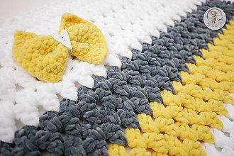Textil - Detská deka - 6611325_