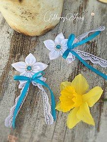 Pierka - Brošňa pre svadobné mamky - 6610573_