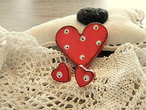 Sady šperkov - Sada nežnôstok - 6609095_
