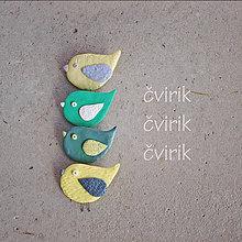Odznaky/Brošne - Čvirik brošňa - 6611016_