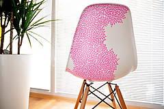 Nábytok - Stolička ELIAS PinkPatt - 6612755_