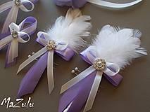 Pierka - svadobné pierko - 6615013_