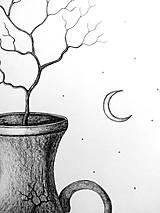 Kresby - Život všade prenikne - 6616950_