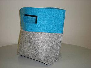 Košíky - vrecko - taška - 6615280_