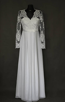 20a430f970 Ručne šité šaty na mieru. - Dyona Svadobné šaty Dyona Svadobné šaty ...