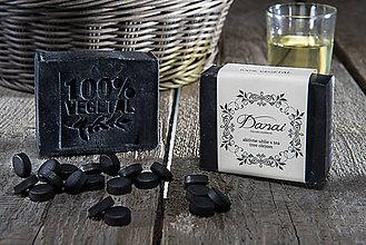 Drogéria - Aktívne uhlie s tea tree olejom - 6618985_