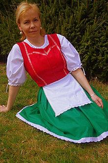 Iné oblečenie - Tirolský kroj - 6620077_