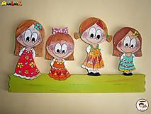 Tabuľky - Menovka - dievčatá - 6624155_