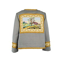 Kabáty - Kabátik SASHA (L/40) - 6624271_