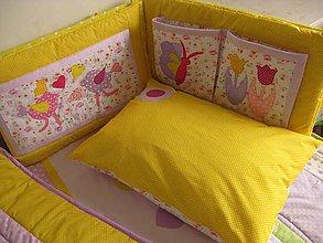 Textil - farebná letná lúka - 6623634_