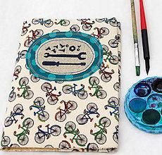 Papiernictvo - Cyklistove zápisky - 6625456_