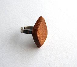 Prstene - Letité slivkové očko - 6624835_