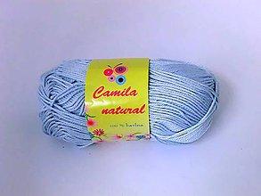 Galantéria - Camila - 80 svetlo modrá - 6629189_