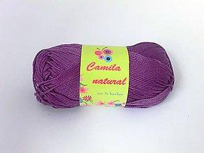 Galantéria - Camila - 65 fialová - 6629195_