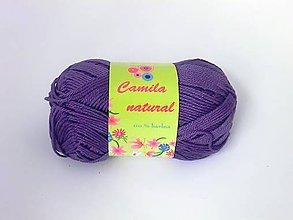 Galantéria - Camila 71 - studená fialová - 6629200_