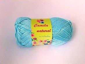 Galantéria - Camila 122 ľadovomodrá - 6629205_