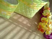 Košíky - Košíky..dotyk jarného slnka :) - 6563190_