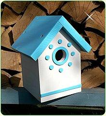 Dekorácie - Vtáčia búdka