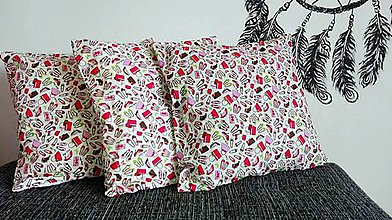 Úžitkový textil - Fashion vankúšiky - 6627150_
