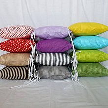 Textil - Hniezdo z vankúšikov-návliečky - 6630867_