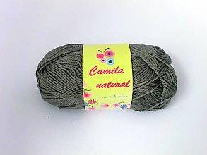 Galantéria - Camila 235 - tmavo sivá - 6630617_