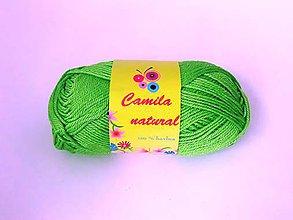 Galantéria - Camila 155 - svetlo zelená - 6631515_