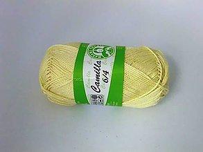Galantéria - Camilla 5047 bledo žltá - 6631578_