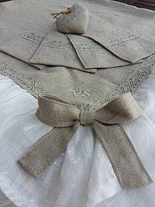Úžitkový textil - Darčeková sada Simply Nature - 6632661_