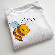 Detské oblečenie - Bzzzzzzz - 6637117_