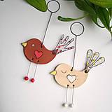 - vtáčik so srdiečkom - 6635768_