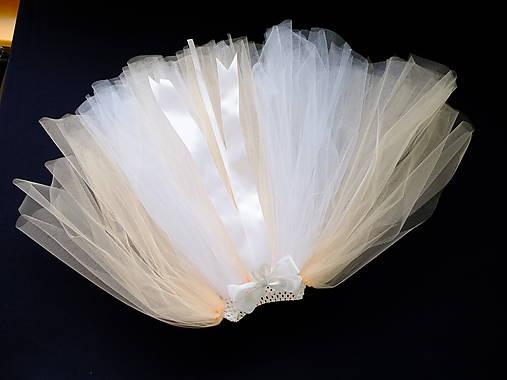 4c3942203ffe Nadýchaný krém - tylová suknička   mironella - SAShE.sk - Handmade ...