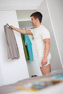 Oblečenie - Pánské 100% LETNÍ MERINO triko Nordkapp - 6633509_