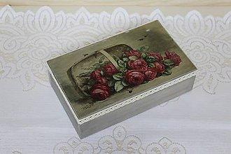 Krabičky - krabička na hocičo - 6635172_