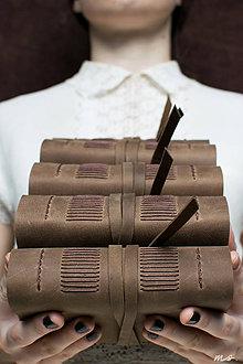 Poctivá slovenská ručná výroba zápisníkov a iné papiernictvo ... 0549e13e867