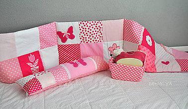 Úžitkový textil - Mantinel na stenu 50x200 - 6641196_