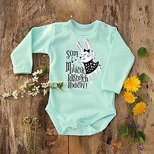 Detské oblečenie - Miláčik rodiny/dievčatko - 6638209_