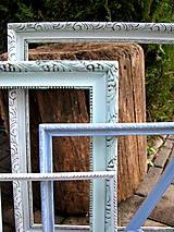 Rámiky - Sada starožitných vintage rámov II. - predaná - 6637525_