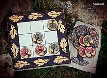 Hračky - Piškvorky z Čarovného lesa - 6644169_