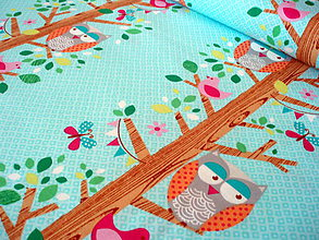 Textil - Owlery - 6644219_