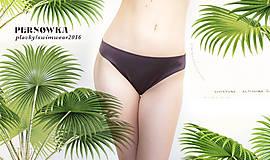 Bielizeň/Plavky - Hipster plavkové nohavičky_Solanum - 6643737_