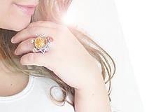 Prstene - Ethereal Sun - 6643892_
