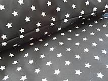 Textil - BLACK and WHITE 2-dielny set obliečky do postieľky De LUXE - 6645605_