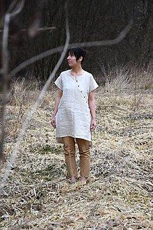 Tuniky - Košile-tunika japonka - 6641685_